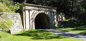 Staple Bend Tunnel - Staple Bend Tunnel