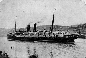 SS Loongana - Image: State Lib Qld 1 149943 Loongana (ship)