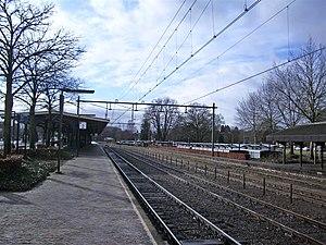 Dieren railway station