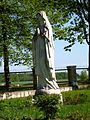 Statue of Maria near the Church of the Immaculate Conception of Blessed Virgin Mary in Idolta - panoramio.jpg
