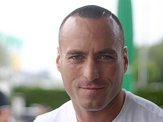 Stefan Leko German kickboxer and mixed martial arts fighter