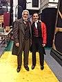 Stefanos Dimoulas with Placido Domingo, The Royal Opera House.jpg