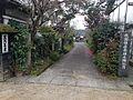 Stele for birthplace of smallpox vaccine of Japan in Akizuki, Asakura, Fukuoka.JPG