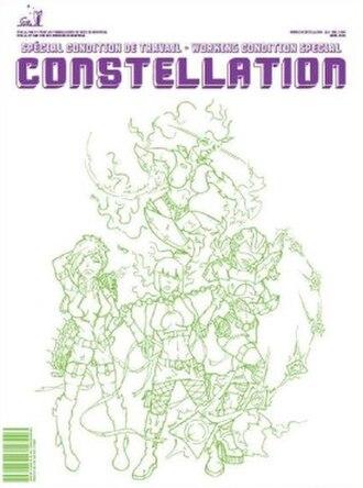 Stella, l'amie de Maimie - Constellation Magazine published by Chez Stella