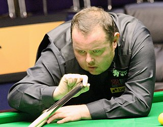 Stephen Lee (snooker player) English professional snooker player