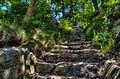 Steps at Half-Moon Beach (14567290489).jpg