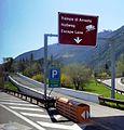 Sterzing, Notbremsweg der Brennerautobahn, 1.jpeg