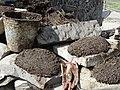 Still Life with Drying Cow Patties - Xinaliq - Caucasus Mountains - Azerbaijan (18052766846).jpg