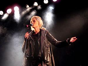 Electric Lady Lab - Stine Hjelm Jacobsen, vocalist of  Electric Lady Lab