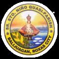 Sto. Nińo Quasi Parish Balijuagan.png