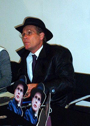 Richard Gibson - Richard Gibson at Stockholmsmässan in 2011.
