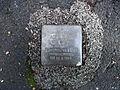 Stolperstein Adele Levy Gerhard-Rohlfs-Straße 24 Bonn.JPG