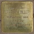 Stolperstein Ephraim Ziller Brunnenstraße 114 0034.JPG