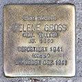 Stolperstein Martin-Luther-Str 65 (Schön) Helene Gross.jpg