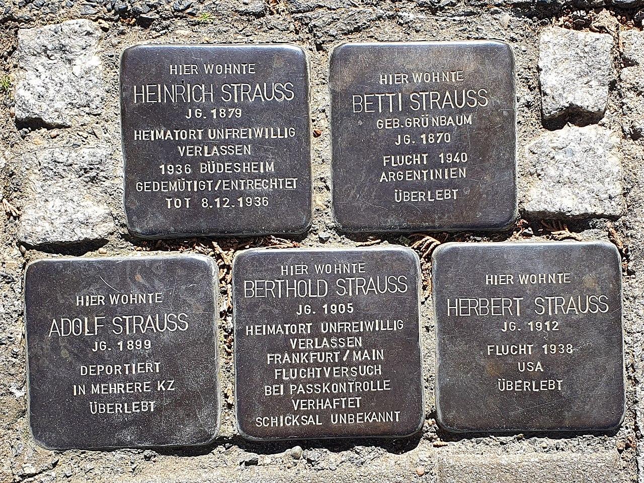 Stolpersteine Schöneck Schmiedgasse7.jpg
