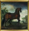 Stort hästporträtt - Skoklosters slott - 65214.tif