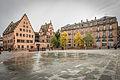Strasbourg place du Château Fondation Œuvre Notre-Dame Ecole de santé octobre 2013.jpg