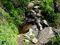 Stream running down to the sea - geograph.org.uk - 781799.jpg