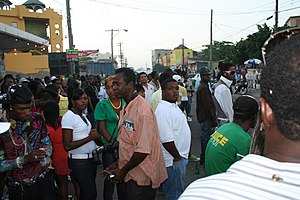 Streets of Kingston, Jamaica