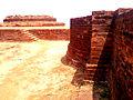 Stupas at Thotlakonda Monastic Complex in Visakhapatnam.jpg