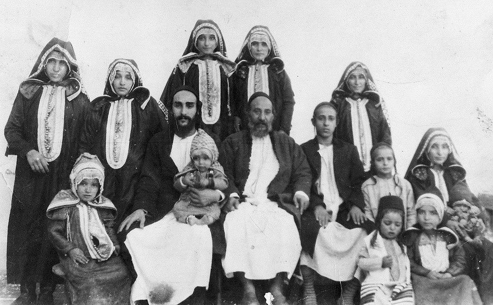 Suleiman ben Pinhas Cohen family, Sana'a ca. 1944