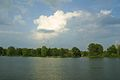 Summer Clouds Over River.jpg