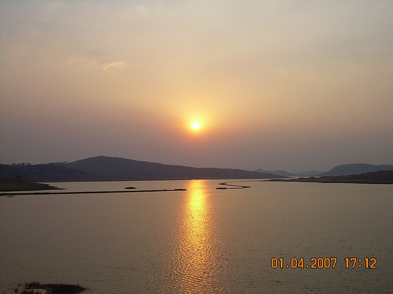 File:Sunabeda - Sunset - panoramio.jpg