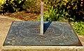Sundial, Carnfunnock Country Park (1) - geograph.org.uk - 763358.jpg