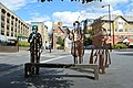 Sustrans sculptures in Croydon (48711810607).jpg