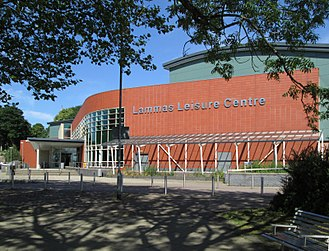 Sutton-in-Ashfield - Lammas Leisure Centre