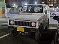 Suzuki Jimny 55 Metal-Top Van (SJ30V-VA-4) at night front.jpg