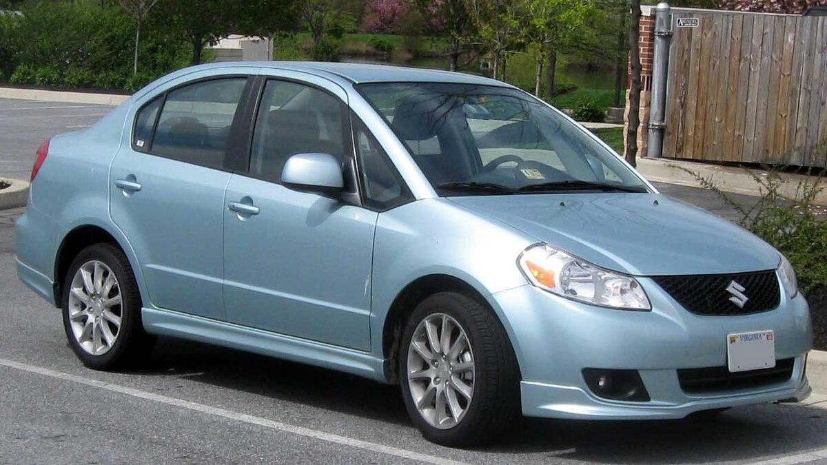 Suzuki Aerio Turbo