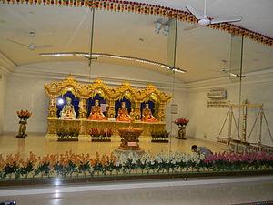 Valsad - Swaminarayan Temple. Tithal, Valsad