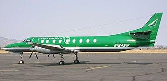 Key Lime Air - Fairchild Metro III in 2006