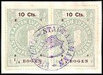 Switzerland Lucerne 1898 revenue 6 10c - 77 - E 5 98 pair.jpg