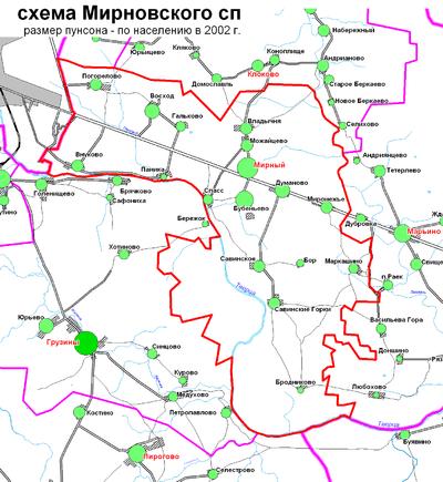 Схема Мирновского сп