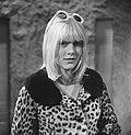 Sylvie Vartan (Frans zangeresje) getrouwd met Johny Hallyday, Bestanddeelnr 918-9050.jpg