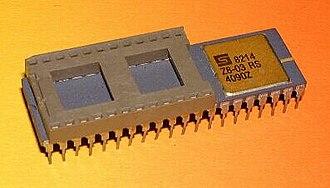 Zilog Z8 - Image: Synertek Z8 03RS 1