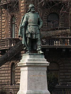 Kodály körönd - Image: Szondy György kk