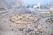 Tahrir Square April 9 2011