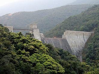 Daniel Joseph Jaffé - Tai Tam Intermediate Reservoir Dam.