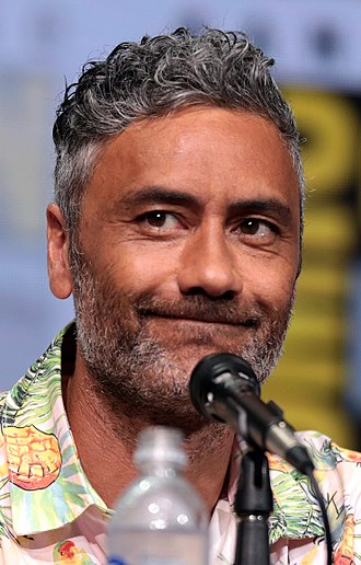 Taika Waititi - Waititi at the 2017 San Diego Comic-Con
