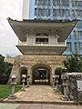 Taipei City Tone-Wa Tample Bell tower.jpg