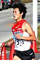 Takezawa Kensuke, Japanese long-distance runner.jpg