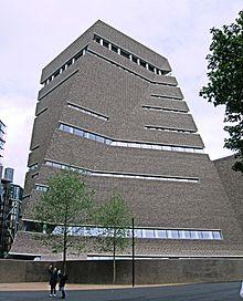 Tate Modern Switch House Members Room