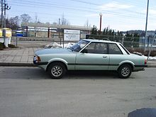 Ford Taunus 1979-1982