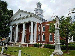 Taylor County, Georgia County in Georgia, United States