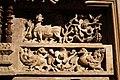Teak Chettinad door, Asian Civilisations Museum (13887710338).jpg