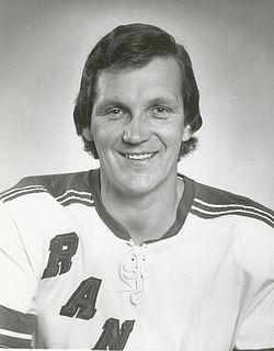 Ted Irvine Canadian ice hockey player