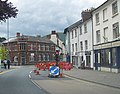 Temporary light, Monk Street - geograph.org.uk - 1406005.jpg